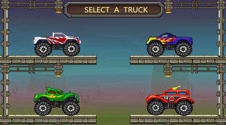 Screenshot - Crazy Monster Truck