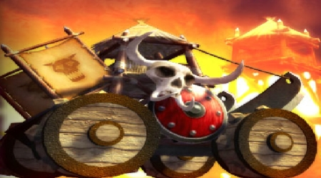 Screenshot - Crazy Orcs Racing