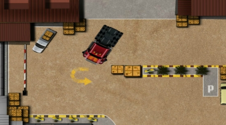 Screenshot - CSCS Parking