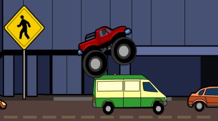Screenshot - Monster Truck Curfew