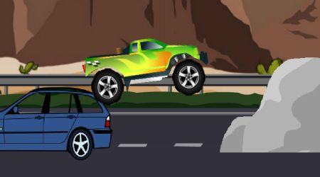 Screenshot - Monster Truck Obstacles
