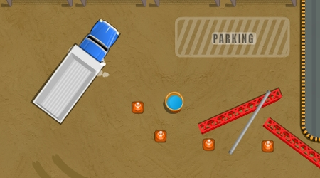 Screenshot - Park My Big Rig 2