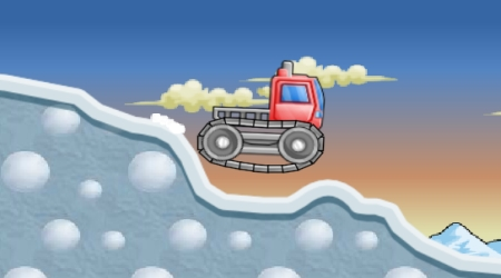 Screenshot - Snow Truck